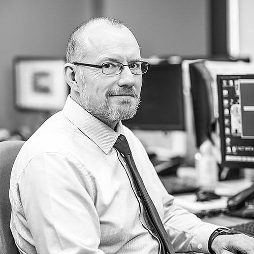 Steve Beighton is part of the IT team at CRASH Services