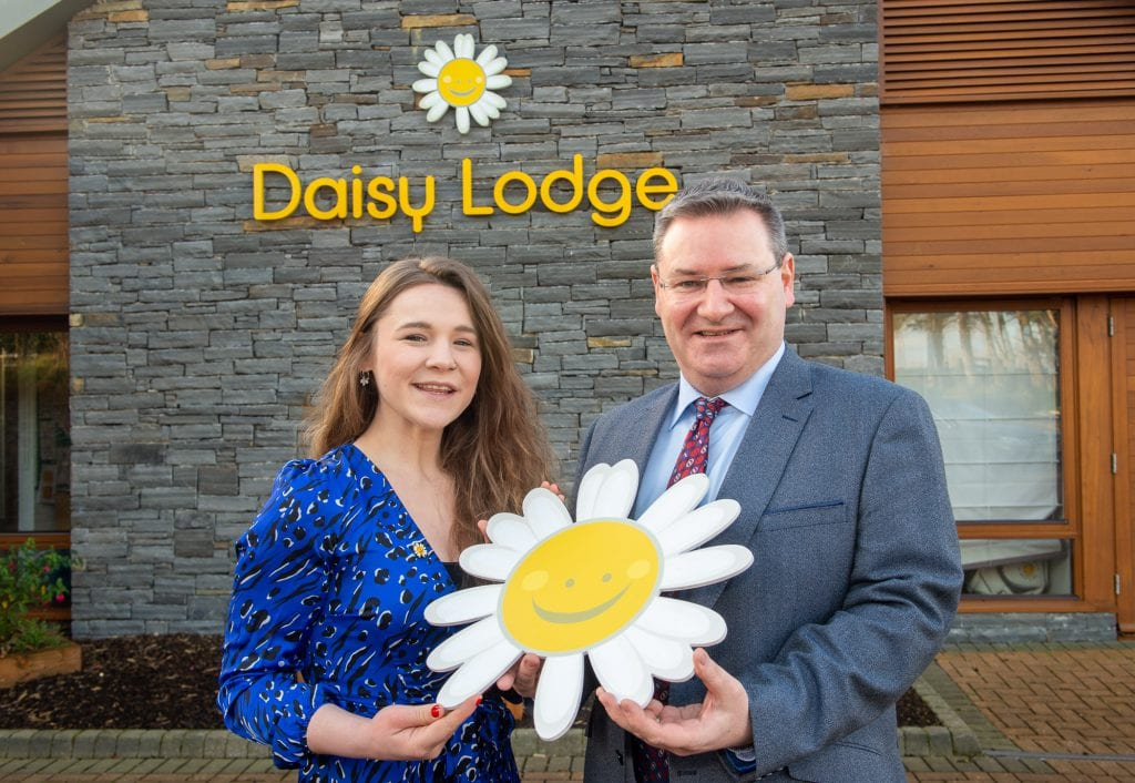 Crash Services Charity partner of the year Cancer Fund for Children