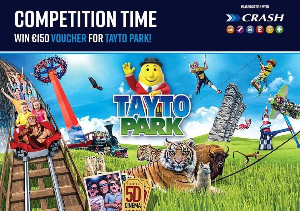 tayto park competition
